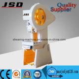 Máquina de perfuração da placa de aço de J23-80t para a venda