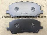 고품질 Toyota 고지 사람 D2218를 위한 자동 브레이크 패드