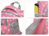 As crianças do sexo feminino de poliéster com novo design encantador Saco Escolar dos Alunos para crianças