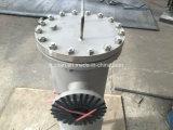 Filtro de cesta de aço inox de diâmetro 273 mm