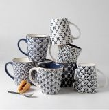 習慣によって個人化される磁器スープマグおよびコーヒー・マグ