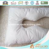 ポリエステル空のファイバーの妊娠の枕U形の妊娠の枕