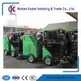 Kudat Marken-dieselbetriebenes Straßenfeger