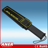 De in het groot Hoge Batterij van het Gebruik van de Detector van het Metaal van het Alarm van de Gevoeligheid 9V Correcte en Lichte Draagbare