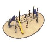 Équipement de terrain de jeux de plein air pour la vente