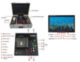Puits de foret du brevet Pqwt-K3 Inspction sous-marin Camer pour le forage