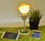 Los niños de la torcedura LED flexible suave espantapájaros Luz