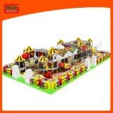 Mich cubierta patio inflable Castillo de Juegos para niños