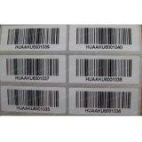 Etiqueta de papel de impressão personalizada Impressora de impressão Etiqueta de adesivo de código de barras