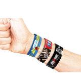 Vente en gros bracelet en caoutchouc et bracelet en silicone personnalisé pour promotion