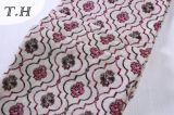 Tela de tapicería moderna del telar jacquar para el sofá en 2017