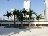 Пальма фабрики оптовая искусственная для крытого и напольного украшения
