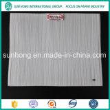 El Filtro Prensa espiral de poliéster de tejidos para la fabricación de papel