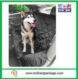 Черный Micro-Suede Auto Car-охватывает собак крышку подушки заднего многоместного сиденья