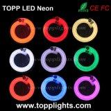 Flexible Farbe, die LED-Neongefäß für im Freienanwendung ändert