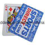 Professional carta de jogar as cartas de jogar poker de plástico