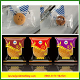 Китайская горизонтальная машина упаковки заедк хлебопекарни хлеба печенья торта еды