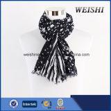 (WV2-1/2) 형식 색깔 15%Wool 85%Visco 남자 스카프