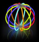 ليل لعب توهّج كرة ([غقك5200])