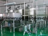 Automatique compléter la ligne mis en bouteille de production laitière de soja