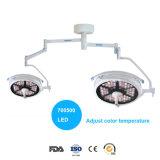 Plafond de l'équipement médical de l'éclairage LED 700700 Shadowless Feu de travail (LED)