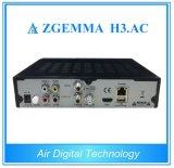 Pour les USA/Mexique Zgemma H3. AC Linux Enigma 2 combos DVB-S2+DSPTA récepteur satellite