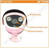 Горячие Продаем Водонепроницаемый IP-камера с Poe Дополнительно (MVT-M2324)