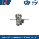 ステンレス鋼の通された管付属品のための中国の製造