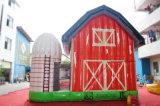 Bauernhof-Haus-Prahler des neuen Entwurfs-2017 aufblasbarer kombiniert (CHB610)
