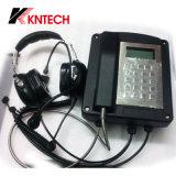 2017年のKoontechのAnti-Explosion電話Atex/Iecexの耐圧防爆電話Knex1