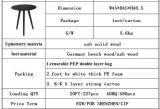 Neuer Art-heißer Verkaufs-Kaffeetisch-hölzerner Tisch-im Freientisch-Wohnzimmer-Möbel