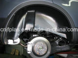 Feuille texturisée d'ABS/TPU pour les pièces intérieures et extérieures automobiles