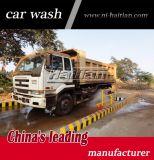 建築現場の使用の自動ローラーのトラックの車輪の洗浄機械