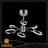 Decoración moderna que cuelga la lámpara pendiente del LED (KAH1236-3S)