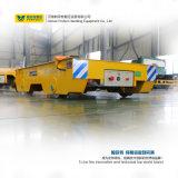 L'industrie lourde utilisation Trackless motorisé Wagon avec périphérique VFD