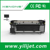 R2000 2.0m Xenons Grand Format Imprimante scanner à plat UV numériques industrielles