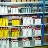 倉庫のための瓶貯蔵のBoltlessの棚付け