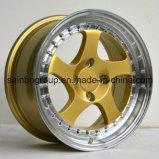 Оправы колеса сплава автомобиля колеса F45053 Sainbo привлекательные алюминиевые