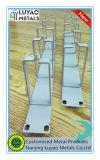 스테인리스 또는 알루미늄 및 분말 코팅으로 각인하는 금속