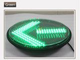 Смешайте КРАСНЫЙ ЗЕЛЕНЫЙ 400мм стрелка лампа сигнала трафика для замены лампы