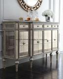 Sala de estar mobiliário antigo mobiliário espelhada com alta qualidade