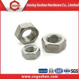 Ecrou hexagonal DIN 934 en acier inoxydable M3-M100