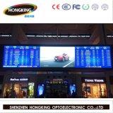 Tabellone esterno del LED P10 di RGB che fa pubblicità al modulo del LED