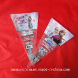 Мешок упаковки специальной формы УПРАВЛЕНИЕ ПО САНИТАРНОМУ НАДЗОРУ ЗА КАЧЕСТВОМ ПИЩЕВЫХ ПРОДУКТОВ И МЕДИКАМЕНТОВ пластичный для конфеты или сахара