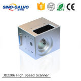 Cabeça do laser de Digitas Jd2206A Xy2-100 para a máquina da marcação do laser