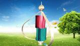 El mejor precio para la turbina de viento vertical de poco ruido del eje 100W con alta calidad