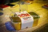 처분할 수 있는 마이크로파 알루미늄 호일 음식 콘테이너 1035ml