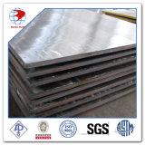 Plateau de construction en acier inoxydable à faible alliage Q345b de 5,5 mm