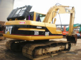1-1.2cbm Wanne verwendeter hydraulischer Gleisketten-Exkavator der Katze-320bl (Gleiskettenfahrzeug 320B)