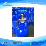 Gasfles van de Zuurstof van het Staal van de Levering van de fabriek de Naadloze, de Cilinder van de Zuurstof